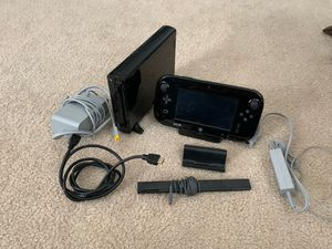 Nintendo Wii U console for Sale in Katy, TX