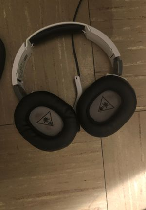 Turtle beach headsets for Sale in Boston, MA