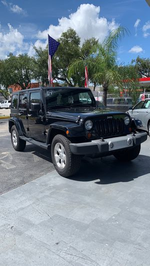 2013 Jeep Wrangler for Sale in Miami, FL