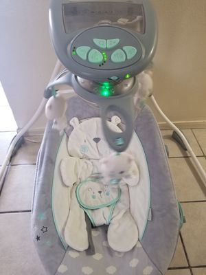 Ingenuity baby swing $30 used** FIRM PRICE ** for Sale in Ontario, CA