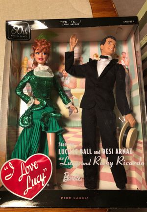 "'I Love Lucy' Barbie Doll (""The Diet"") for Sale in Reston, VA"