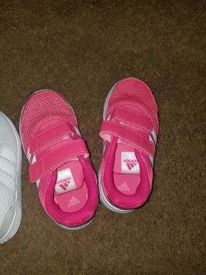 Girls Adidas Sneakers for Sale in Norfolk, VA
