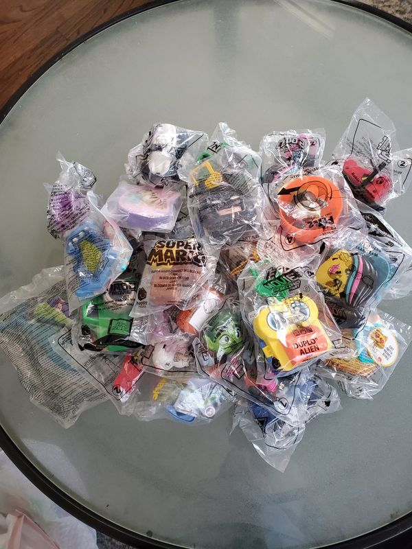 30 McDonald's happy meal toys. New