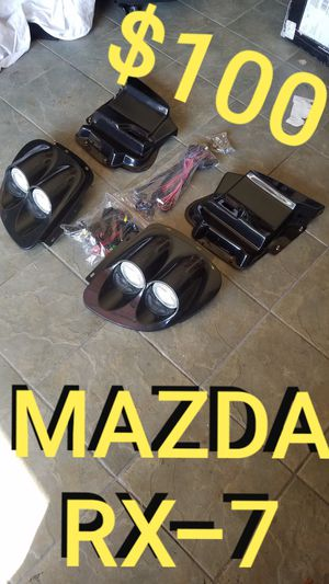 MAZDA RX-7 headlights for Sale in Los Angeles, CA