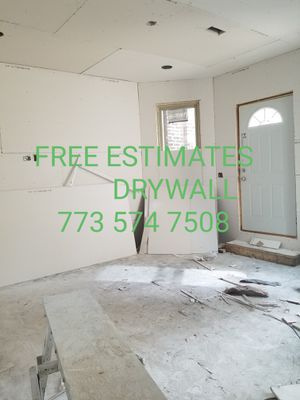 Drywall, Taping, etc.. for Sale in Chicago, IL