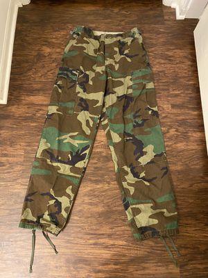 camo pants for Sale in Chula Vista, CA