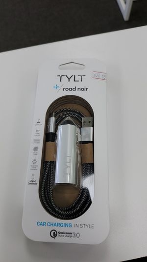 Tylt car charger port for Sale in San Antonio, TX