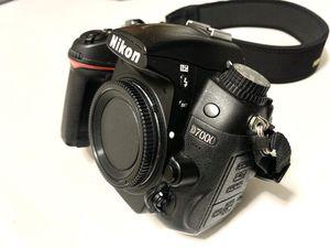 Nikon D7000 DSLR Camera - Body Only for Sale in Santa Fe Springs, CA