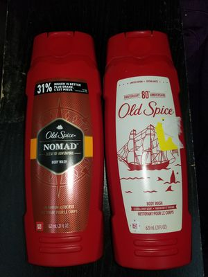 BIG bottles Old Spice for Sale in Round Rock, TX