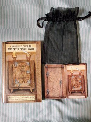 The well worn path tarot for Sale in Sugar Hill, GA