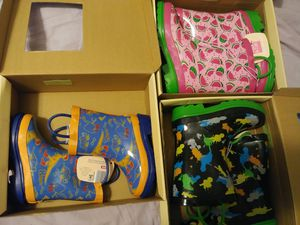 Brand new kids rain/snow/mud boots for Sale in Fort Myers, FL