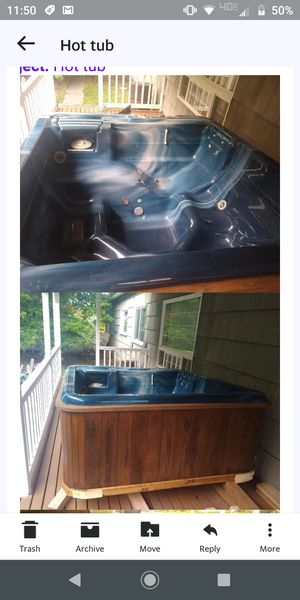 Marquis spas 6 man hot tub for Sale in Aberdeen, WA