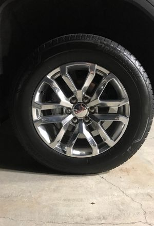 GMC Wheels 20inch for Sale in Garden Grove, CA