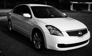 Upgraded stereo 2007 Nissan Altima Factory GPS for Sale in Macon, GA