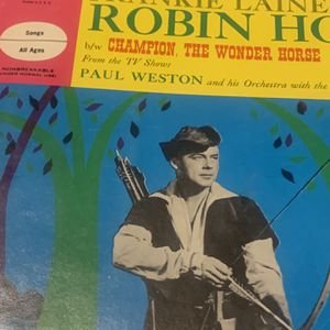 Frankie Laine Robin Hood 75 Rpm Record for Sale in New Haven, CT