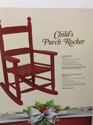 kids rocking chair for Sale in Beaver Falls, PA