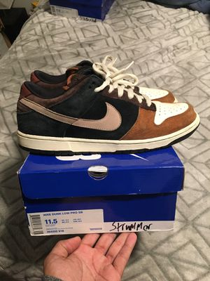 Nike Sb dunk low strummers for Sale in Raleigh, NC