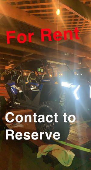 RZR Turbo S 4 seater for Sale in Norwalk, CA