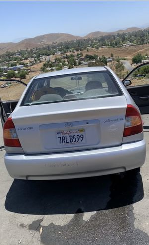 Hyundai Accent for Sale in Menifee, CA