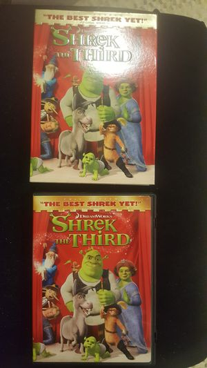SHREK THE THIRD (full screen) for Sale in Barnegat Township, NJ