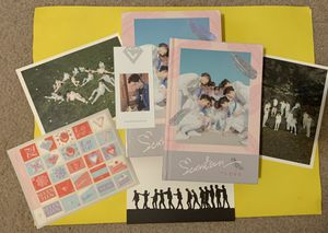Seventeen First Love and Letter Album for Sale in Norcross, GA