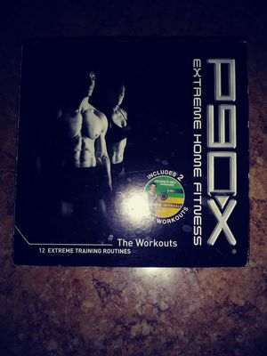 P90X workout video's.Brand New Never Used. for Sale in Albert Lea, MN