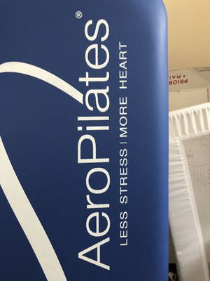 AeroPilates Reformer Plus 5006 with Cardio Rebounder for Sale in Peoria, IL