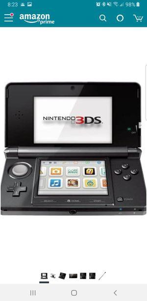 Nintendo 3ds black for Sale in Philadelphia, PA