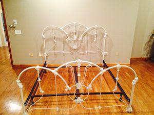 (BED) KING SIZE BED FRAME for Sale in Rockville, MD