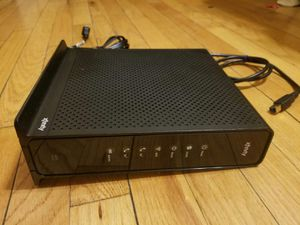 comcast infinity wireless and internet Cable modem for Sale in Chicago, IL