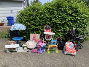 Baby's stuff for Sale in Covington, WA