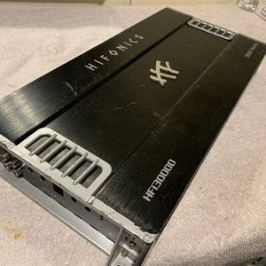 Car Amplifier Hiphonix Class D / 6,000Watts for Sale in Chula Vista, CA