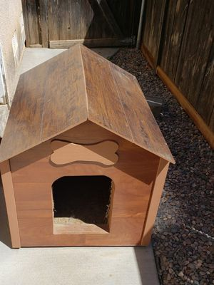 Dog house (Best Offer) for Sale in Perris, CA