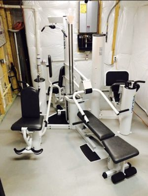 Vectra On-Line 2850 multi-station home gym for Sale in Takoma Park, MD