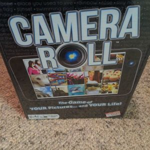 Camera Roll Game New! for Sale in East Northport, NY