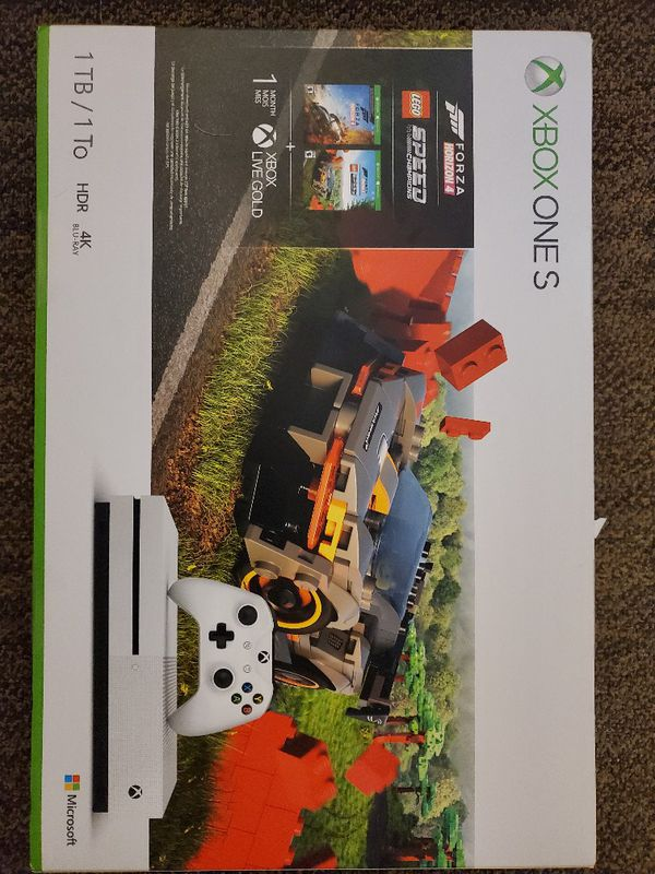 **~~Xbox one S brand new box never been opened***------