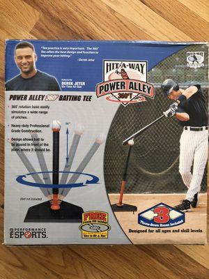 Baseball 360 degree batting tee for Sale in Fremont, CA