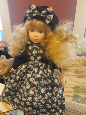 Antique doll Lauren porcelain for Sale in Alexandria, LA