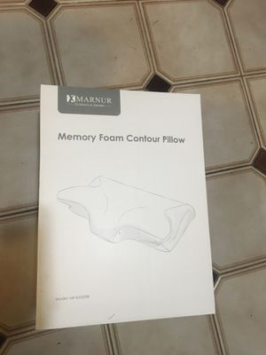 Memory foam pillow for Sale in Hinsdale, IL