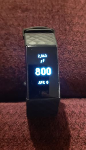 FitBIT Charge 3 for Sale in Clovis, CA