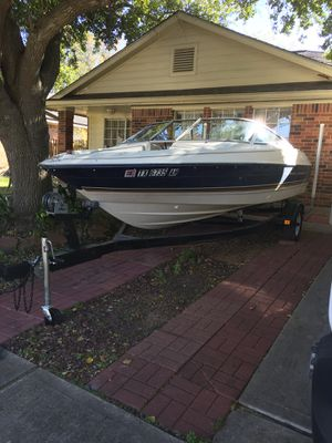 1996 Bayliner boat for Sale in Richmond, TX