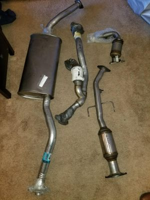 2001-2003 Toyota Sienna Complete Exhaust for Sale in Washington, DC