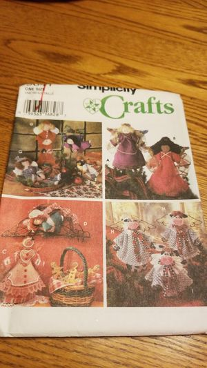 Christmas craft pattern NEW for Sale in Menifee, CA