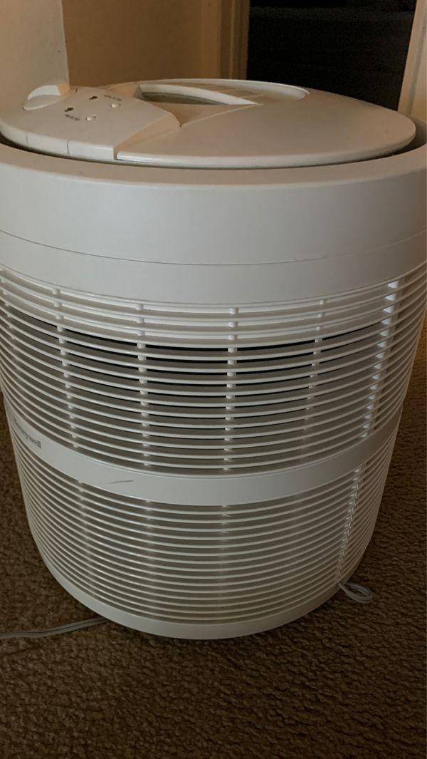 Honeywell 50250-S True Portable Air Purifier