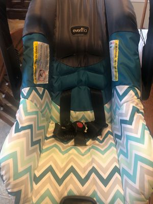 Brand New Evenflo Baby Car Seat for Sale in West Linn, OR