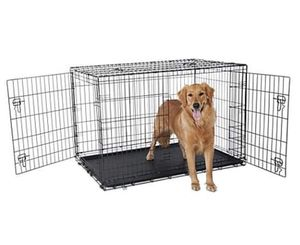 Xl used dog cage crate 48 inch's for Sale in Lakewood, OH