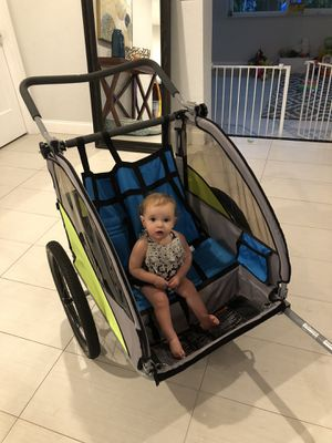 Copilot Bicycle Trailer/Stroller for Sale in St. Petersburg, FL