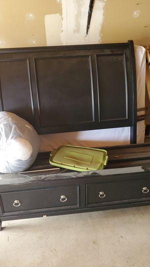 Ashley furniture Queen Bed Frame for Sale in Redlands, CA