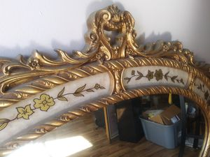 Antique Gold Opulant Mirror for Sale in Plantation, FL