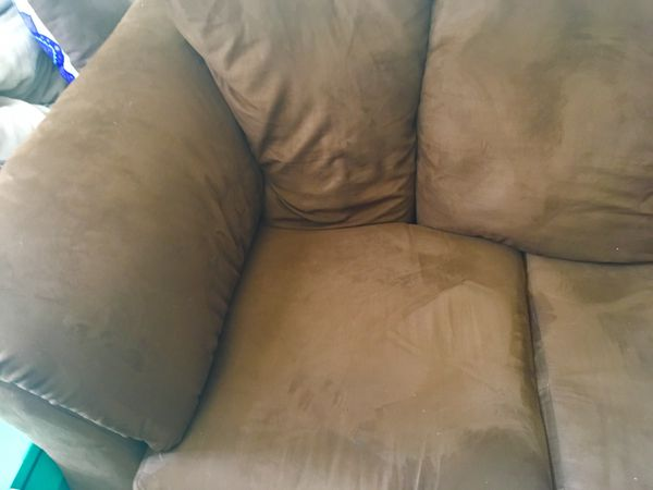 Couch & recliner